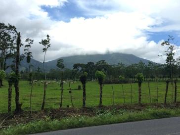 Arenal Volcanoe